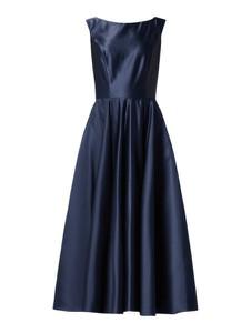 Sukienka Swing bez rękawów midi