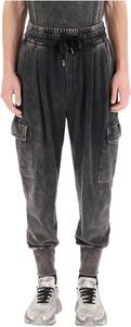 Spodnie Dolce & Gabbana z dżerseju