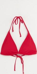 Czerwony strój kąpielowy Cropp