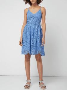 Niebieska sukienka Vero Moda