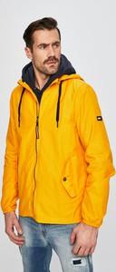 Żółta kurtka Tommy Jeans
