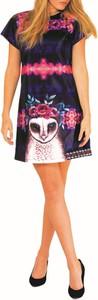 Sukienka Culito From Spain z krótkim rękawem