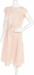 Różowa sukienka Manor w stylu casual mini z krótkim rękawem
