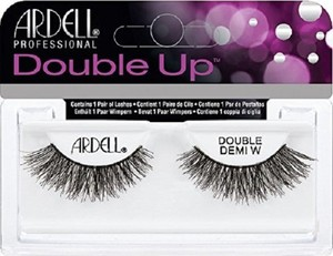 Ardell, Double Up, Double Demi W, 1 para sztucznych rzęs, Black