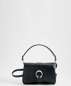 Czarna torebka Mohito na ramię mała