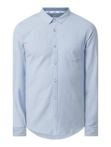 Koszula Q/s Designed By - S.oliver z długim rękawem z bawełny