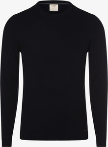 Granatowy sweter Olymp Level Five