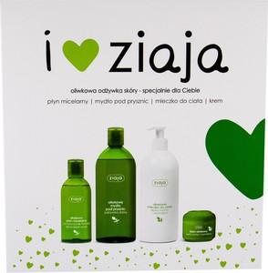 Ziaja Natural Olive Żel Pod Prysznic 500Ml Zestaw Upominkowy