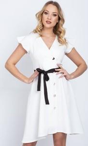 Sukienka Royalfashion.pl w stylu casual mini