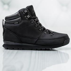 032819d415e820 Granatowe buty zimowe The North Face w stylu casual