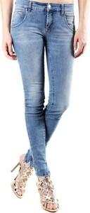 Niebieskie jeansy Sexy Woman