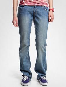 Niebieskie jeansy Element