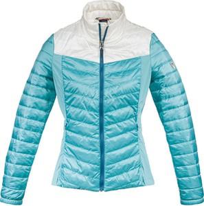 Niebieska kurtka Dolomite krótka