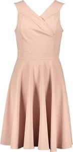 Różowa sukienka Garden Party