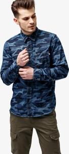 Koszula Timberland z długim rękawem