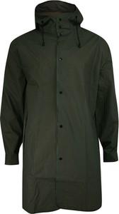Zielony płaszcz męski Brave Soul w młodzieżowym stylu