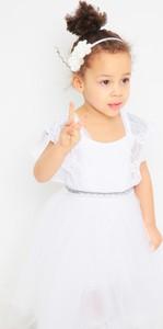 Sukienka dziewczęca Anima By Justyna Steczkowska
