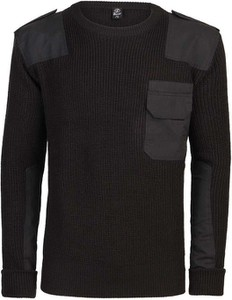Sweter Brandit w stylu casual