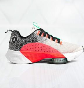 Buty sportowe Jordan zoom w sportowym stylu sznurowane