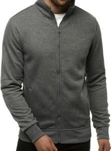 Bluza J.STYLE w stylu casual z dresówki