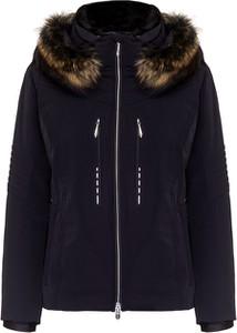 Czarna kurtka Descente w stylu casual krótka