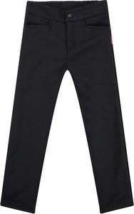 Czarne spodnie dziecięce Reima