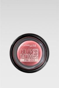 Maybelline New York Color Tattoo 24HR Cień do oczu 65 Pink Gold MAYBELLINE
