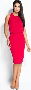 Czerwona sukienka Dursi