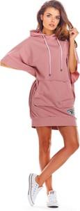Sukienka Infinite You z bawełny sportowa mini