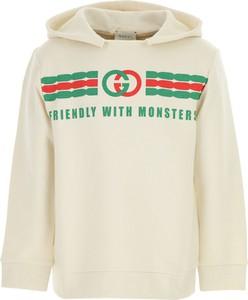 Bluza dziecięca Gucci z bawełny