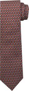 Czerwony krawat Corneliani