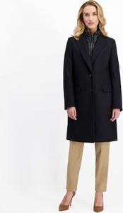 Płaszcz Lavard z wełny