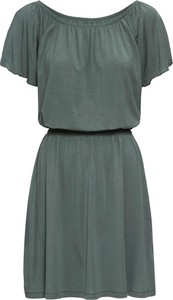 Sukienka bonprix RAINBOW z krótkim rękawem