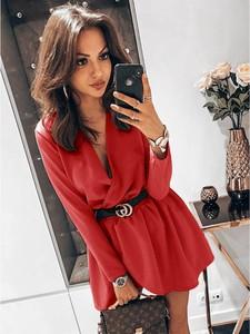 Czerwona sukienka magmac.pl