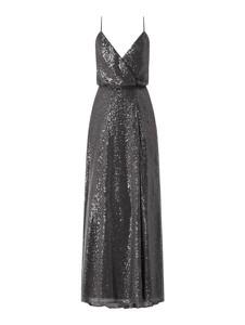 Sukienka Unique na ramiączkach maxi