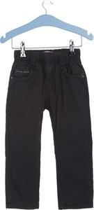 Born2be ciemnoszare spodnie good basic