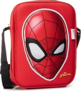 TORBA Spiderman ACCCS-AW19-28SPRMV Czerwony