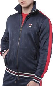 Bluza Fila z dzianiny w sportowym stylu
