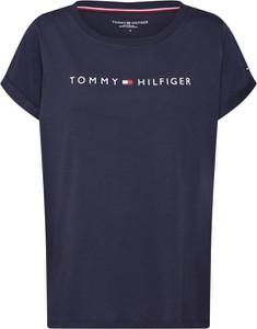 Granatowa piżama Tommy Hilfiger Underwear