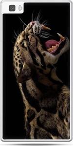 Etuistudio Huawei P8 Lite etui lampart
