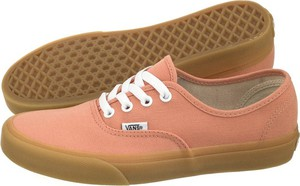 Buty vans authentic muted clay/gum vn038emq9z (va213-b)