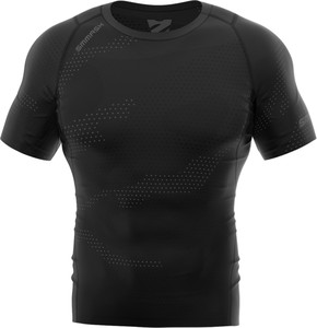 Czarny t-shirt Smmash