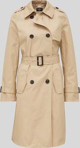 Płaszcz CANDA z bawełny
