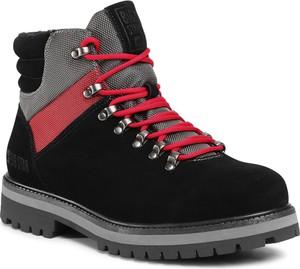Buty zimowe eobuwie.pl sznurowane