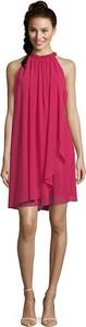 Czerwona sukienka Vera Mont oversize