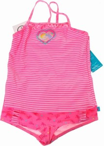 Różowy strój kąpielowy Schiesser