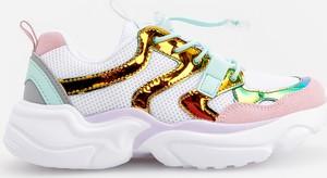 Buty sportowe dziecięce Reserved sznurowane