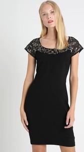Czarna sukienka Anna Field w stylu casual mini z krótkim rękawem