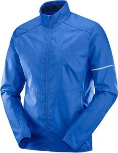 Niebieska kurtka Salomon