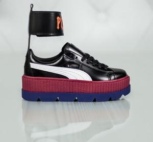 Puma Ankle Strap Sneaker WN'S 366264-01